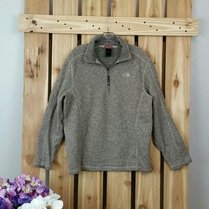 The North Face Pullover Zip Sweater